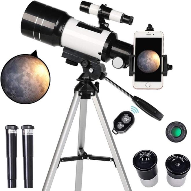 Telescope for Kids & Beginners