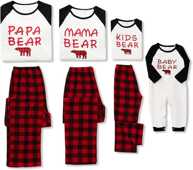 Christmas Family Pajamas Matching Sets