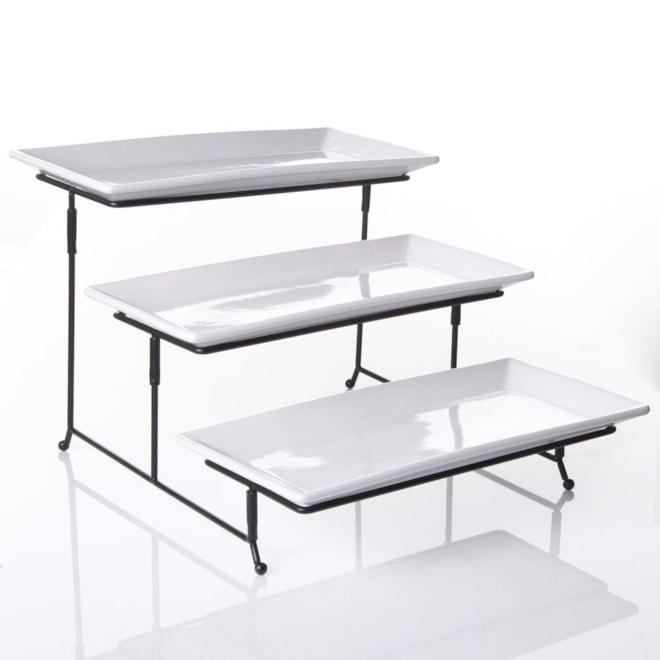 3 Tier  Serving Platter