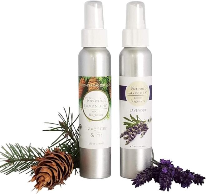 Victoria's Lavender Room Spray