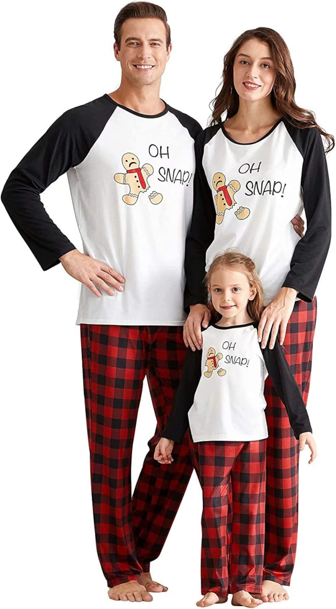 Matching Family Pajamas Set