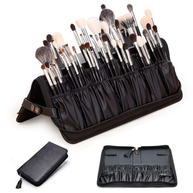 Makeup Brush Bag Organizer F