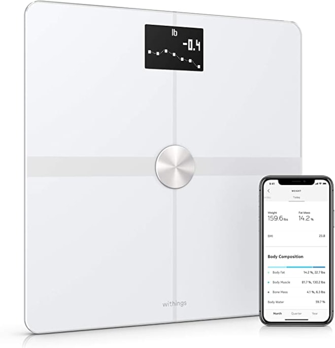 Withings Body+ – Body Composition Wi-Fi Scale