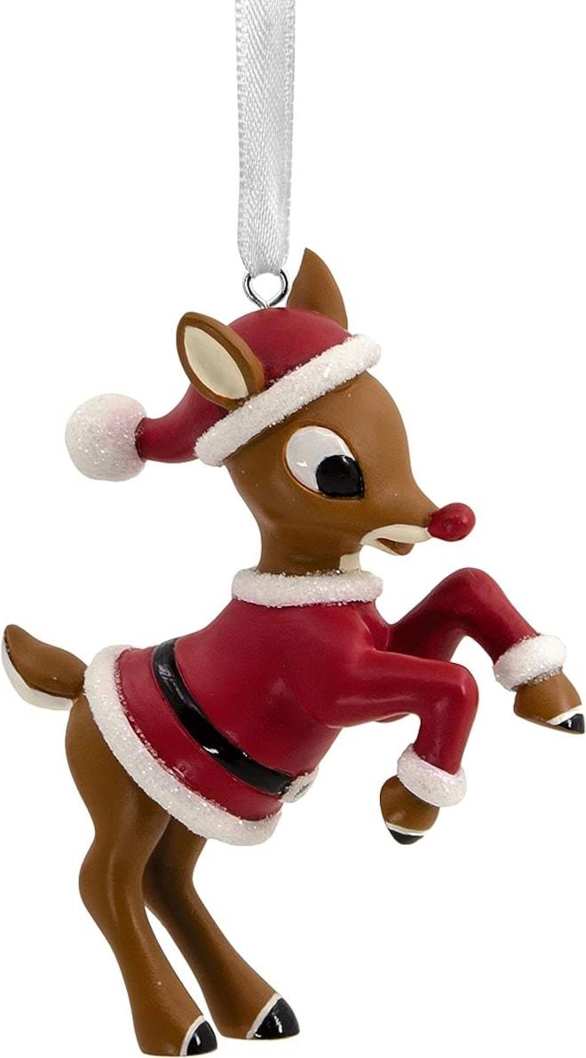 Hallmark Christmas Ornaments, Rudolph