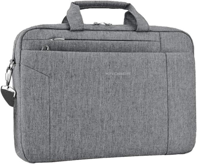 Canvas Laptop/Tablet Messenger Bag