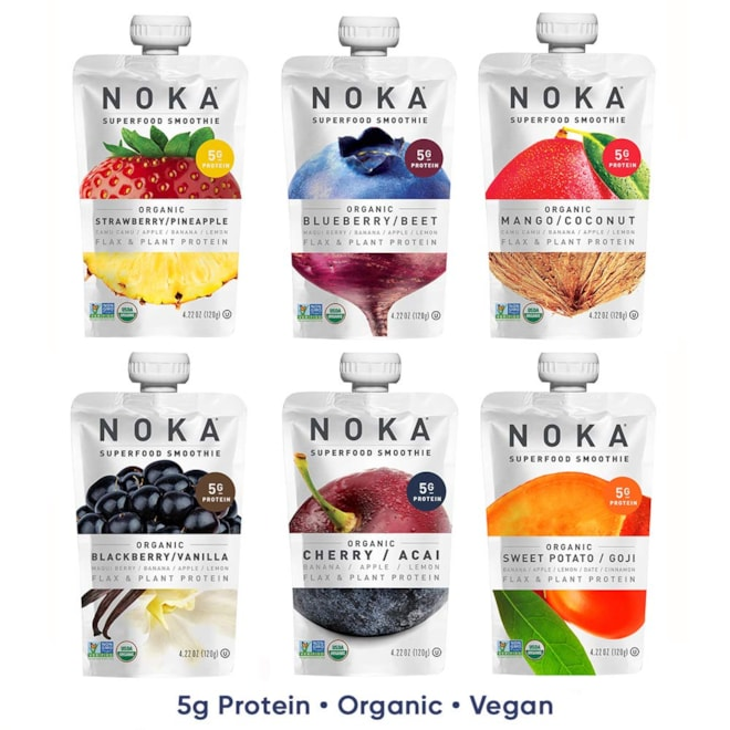 NOKA Superfood Pouches