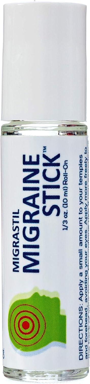 Migraine Headache Roll-on Relief Essential Oil