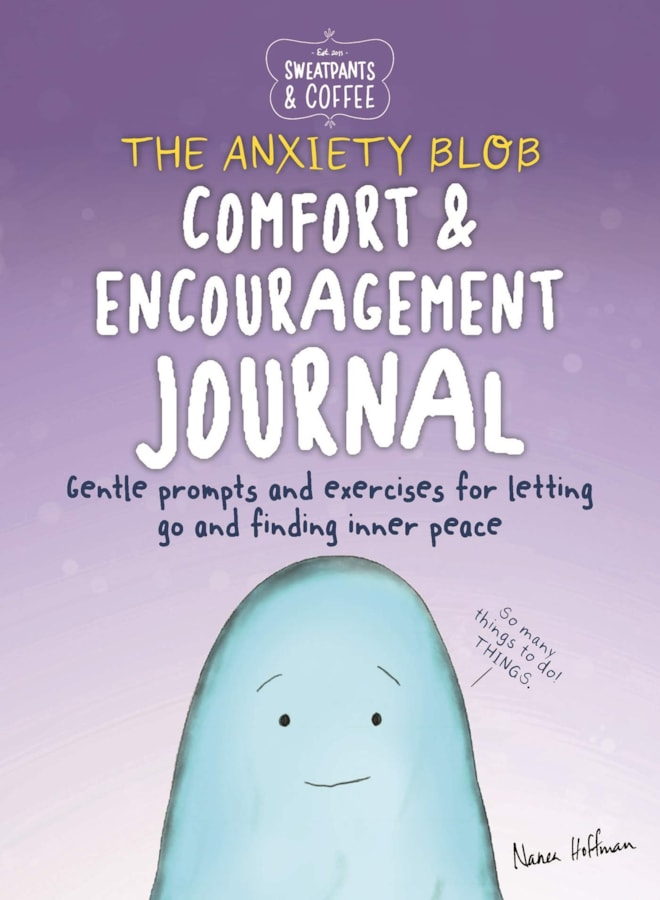 The Anxiety Blob Journal