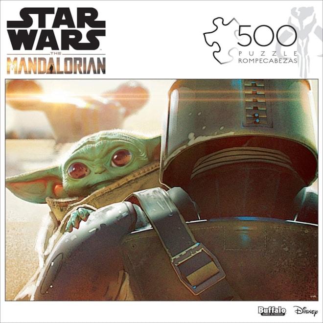 Mandalorian Puzzle Star Wars