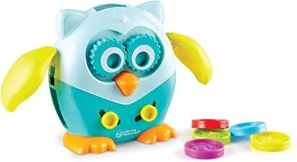 Learning Resources Hoot the Fine Motor Owl