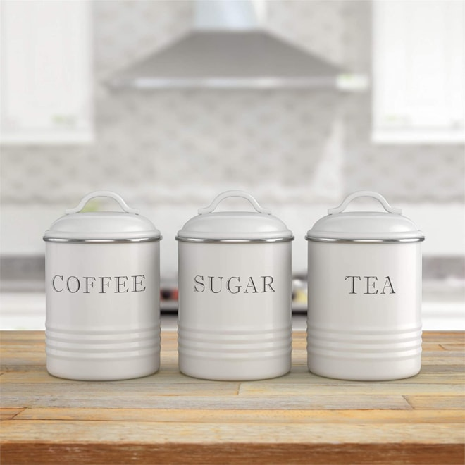 Decorative Kitchen Canisters