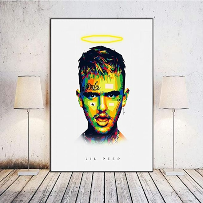 Rap Legend Music Poster