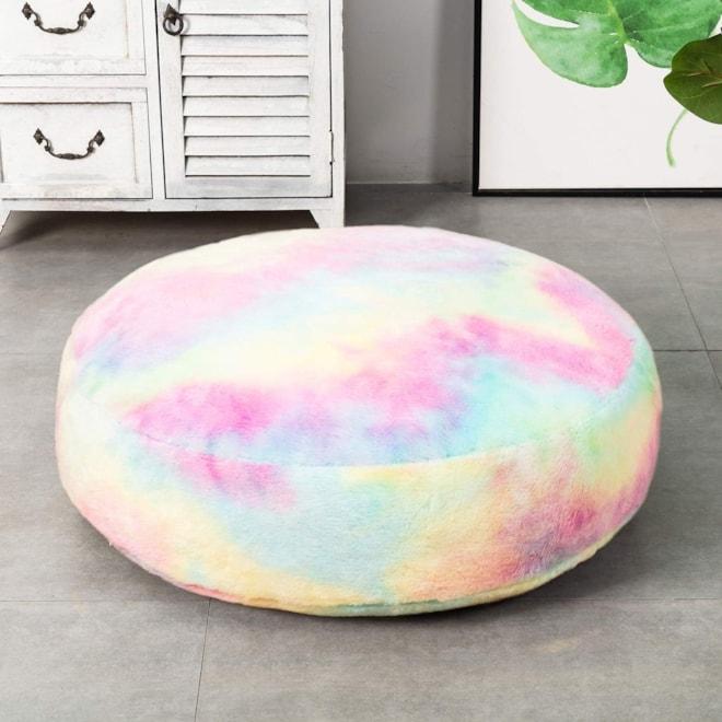 Fluffy Floor Pillow Pouf