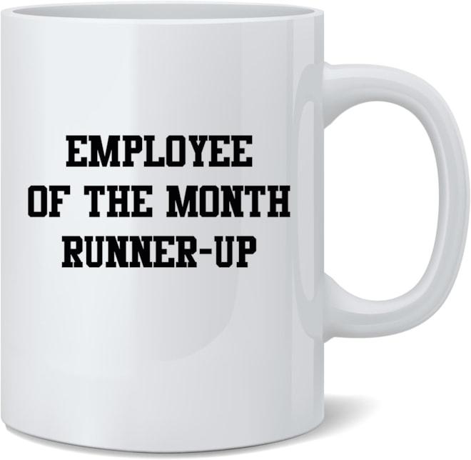 Employee of the Month Runner Up Mug