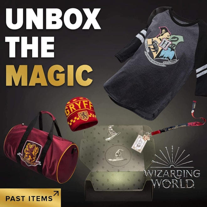 Wizarding World Subscription Box