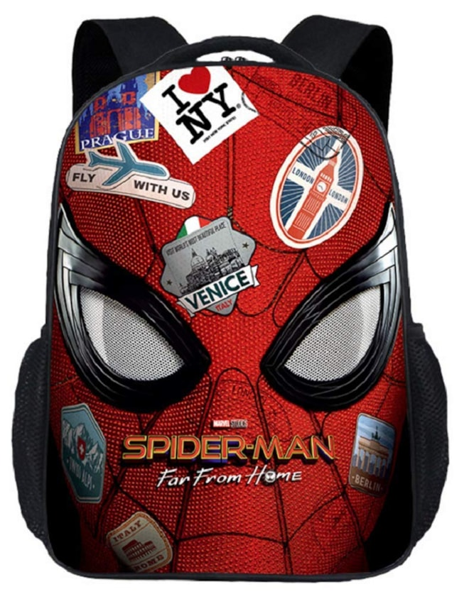 Spiderman Far From Home Backpack