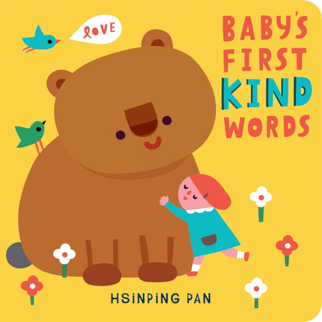Baby's First Kind Words: A Board Book