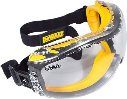 DEWALT Anti-Fog Dual Mold Safety Goggle