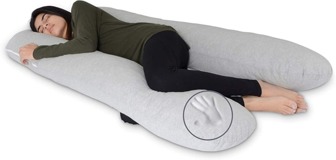 U Shaped Total Body Support Pillow
