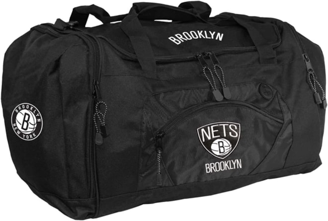 NBA Brooklyn Nets Duffel