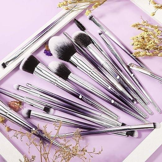 7Pcs Ombré Color Professional Essential Brush Set