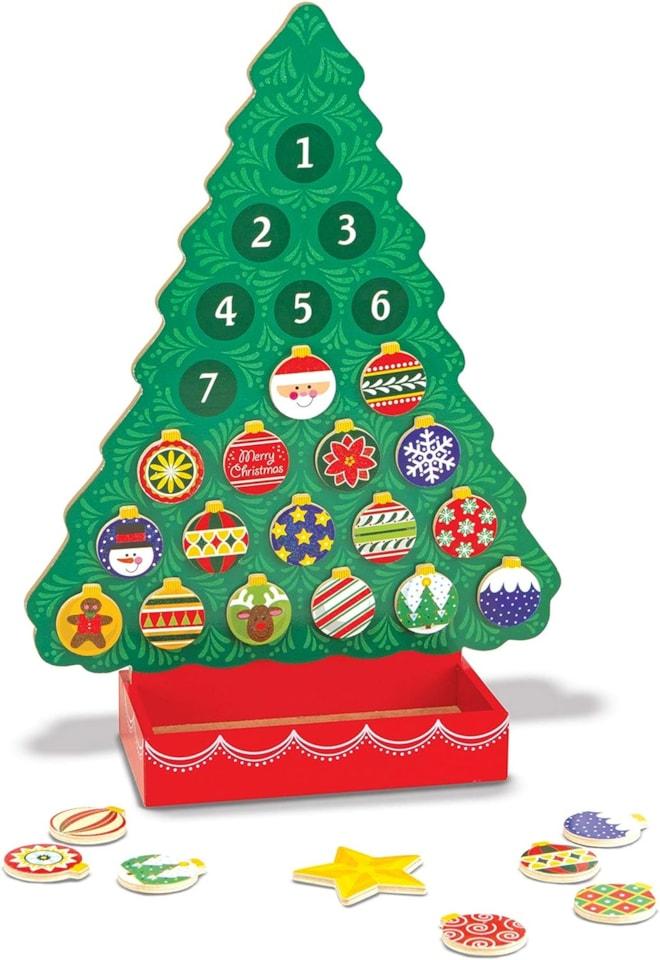 Melissa & Doug Countdown to Christmas
