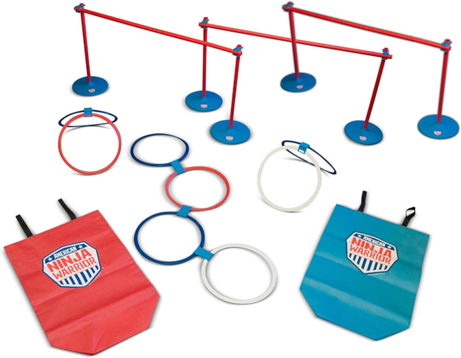 Kids American Ninja Warrior Competition Set