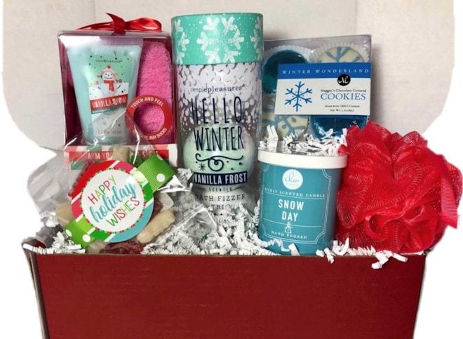 Holiday Spa Gift Box