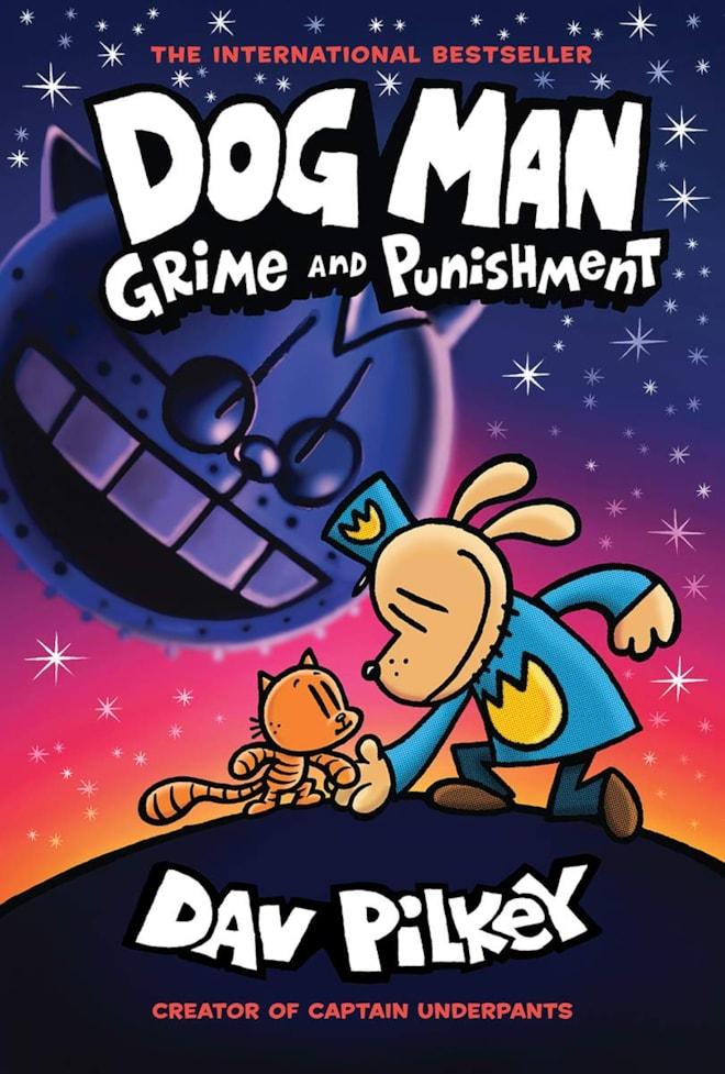 Dog Man #9 Grime And Punishment