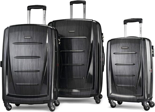 Samsonite 3PC Hardside Luggage Set
