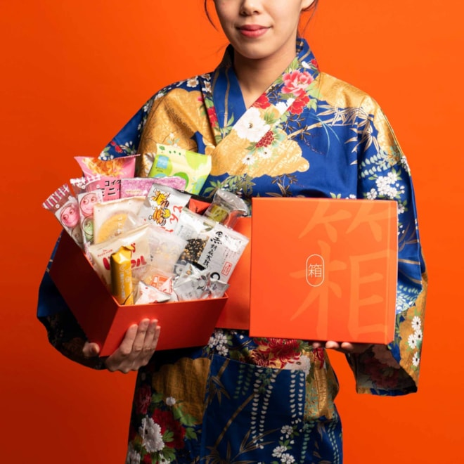 Bokksu Authentic Japanese Snack & Candy Subscription