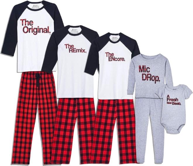 Matching Family Buffalo Plaid Pajamas Oprah's Favorite