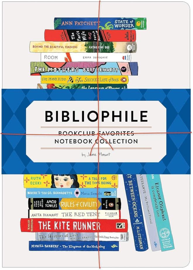 Bibliophile Notebooks Set