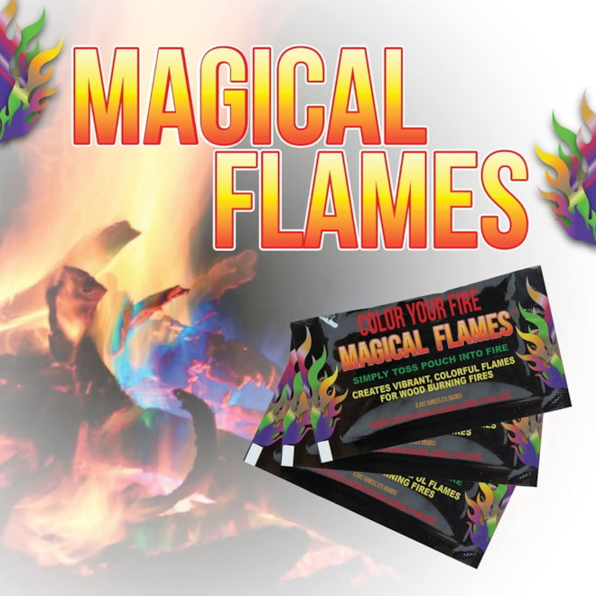 Magical Flames 25-pack
