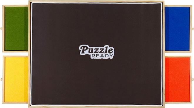 Puzzle Board & Storage Table