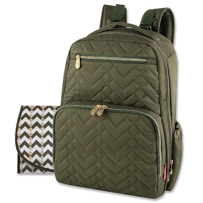 Fisher Price Diaper Bag Backpack