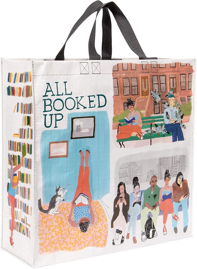 All Booked Up Tote