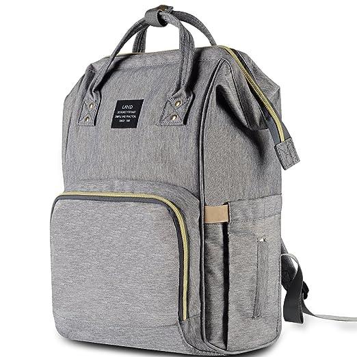 HaloVa Waterproof Travel Diaper Bag