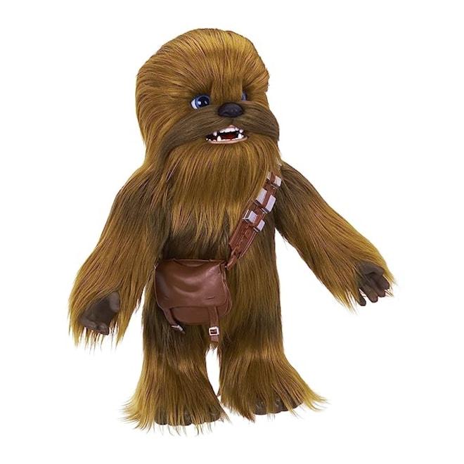 FurReal Interactive Chewie Plush
