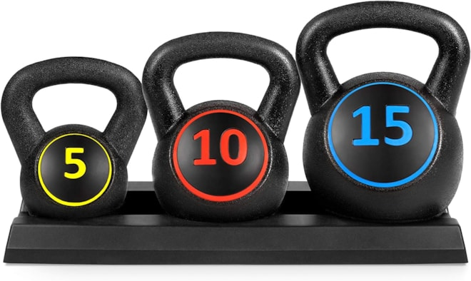 Kettlebell Weights Set