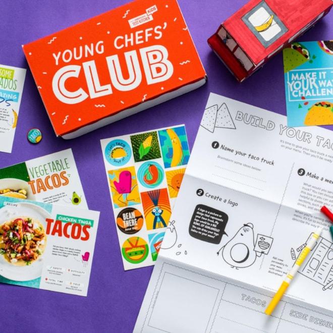 America's Test Kitchen Kids Subscription Box