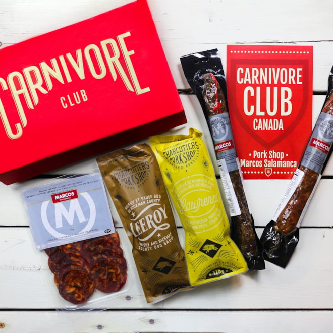 Carnivore Club Subscription Box