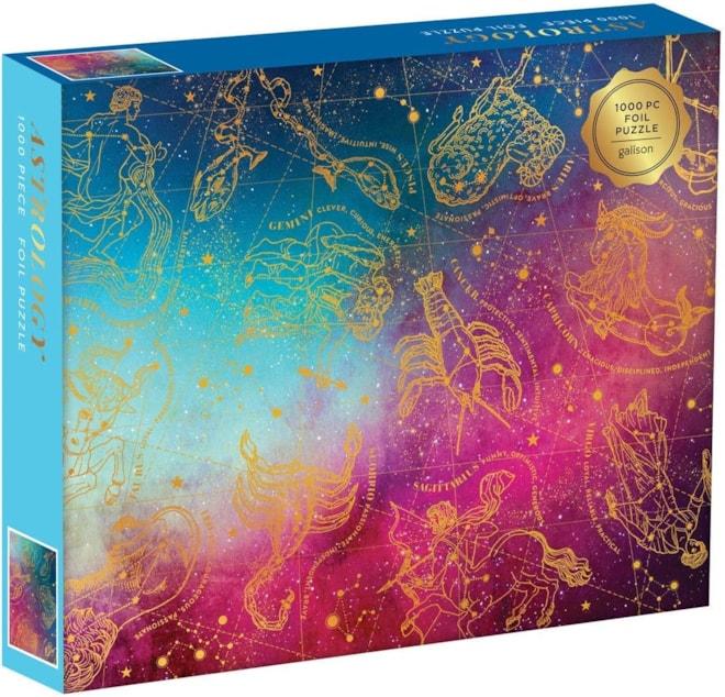 Astrology Foil Puzzle