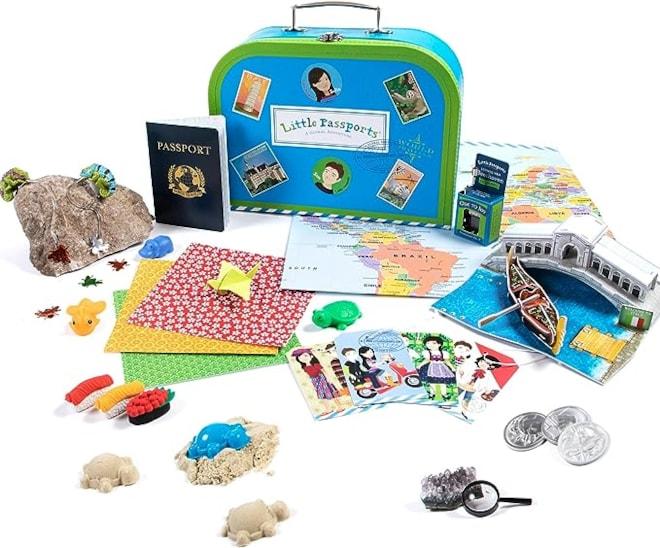 Little Passports World Edition - Subscription Box for Kids