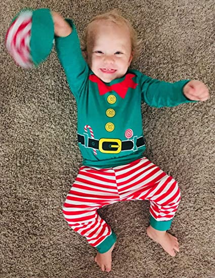Christmas Elf Outfit For Baby