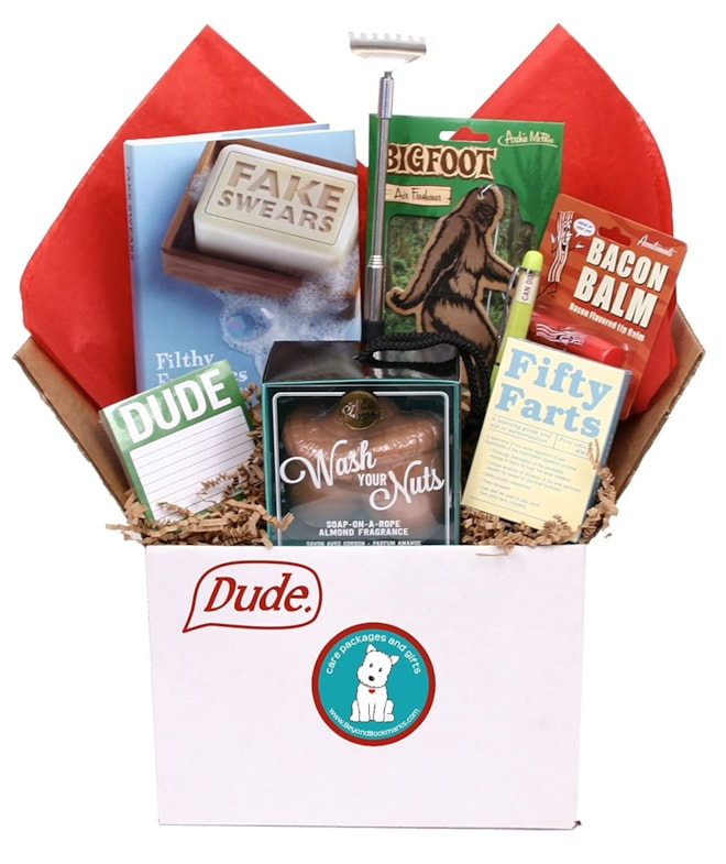The Dude Gift Pack