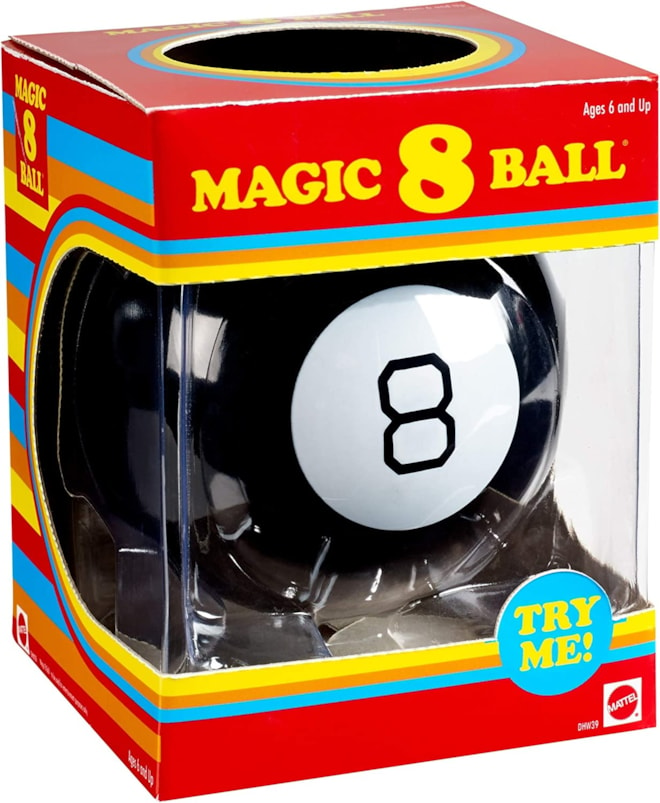 Magic 8 Ball Retro Edition