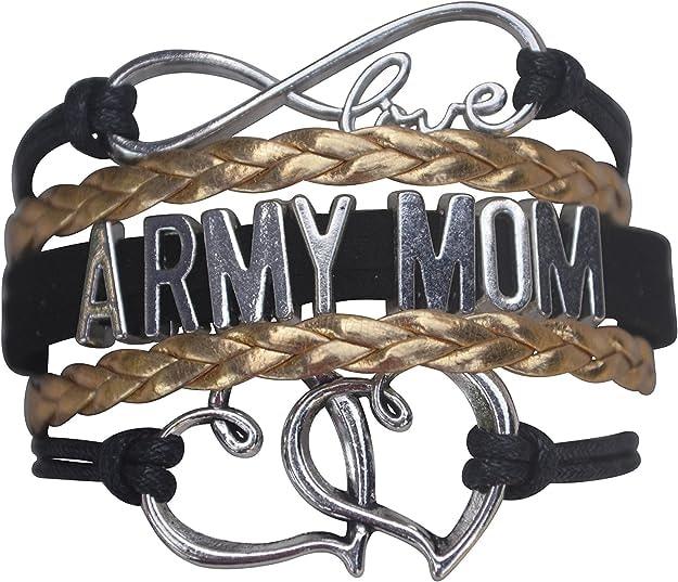 Army Mom Jewelry Bracelet
