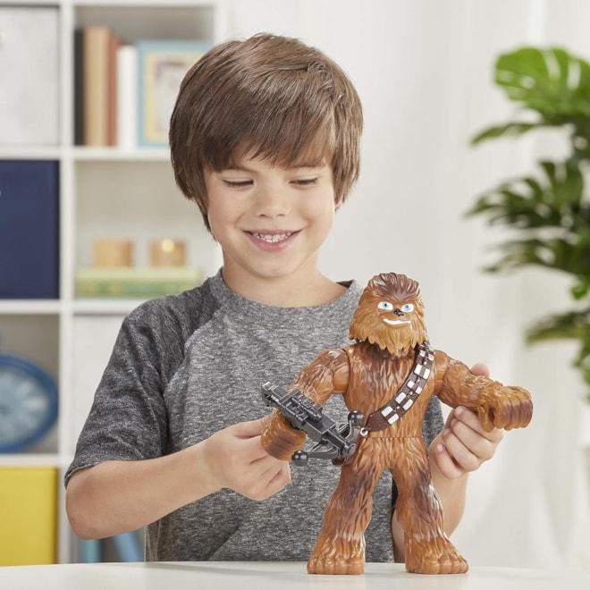Mega Mighties Chewbacca Action Figure
