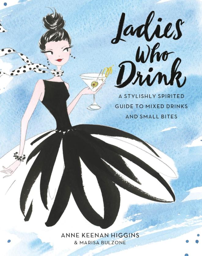 Ladies Who Drink Book